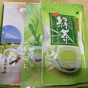 牧之原藤田農園の静岡茶(組み合わせ)